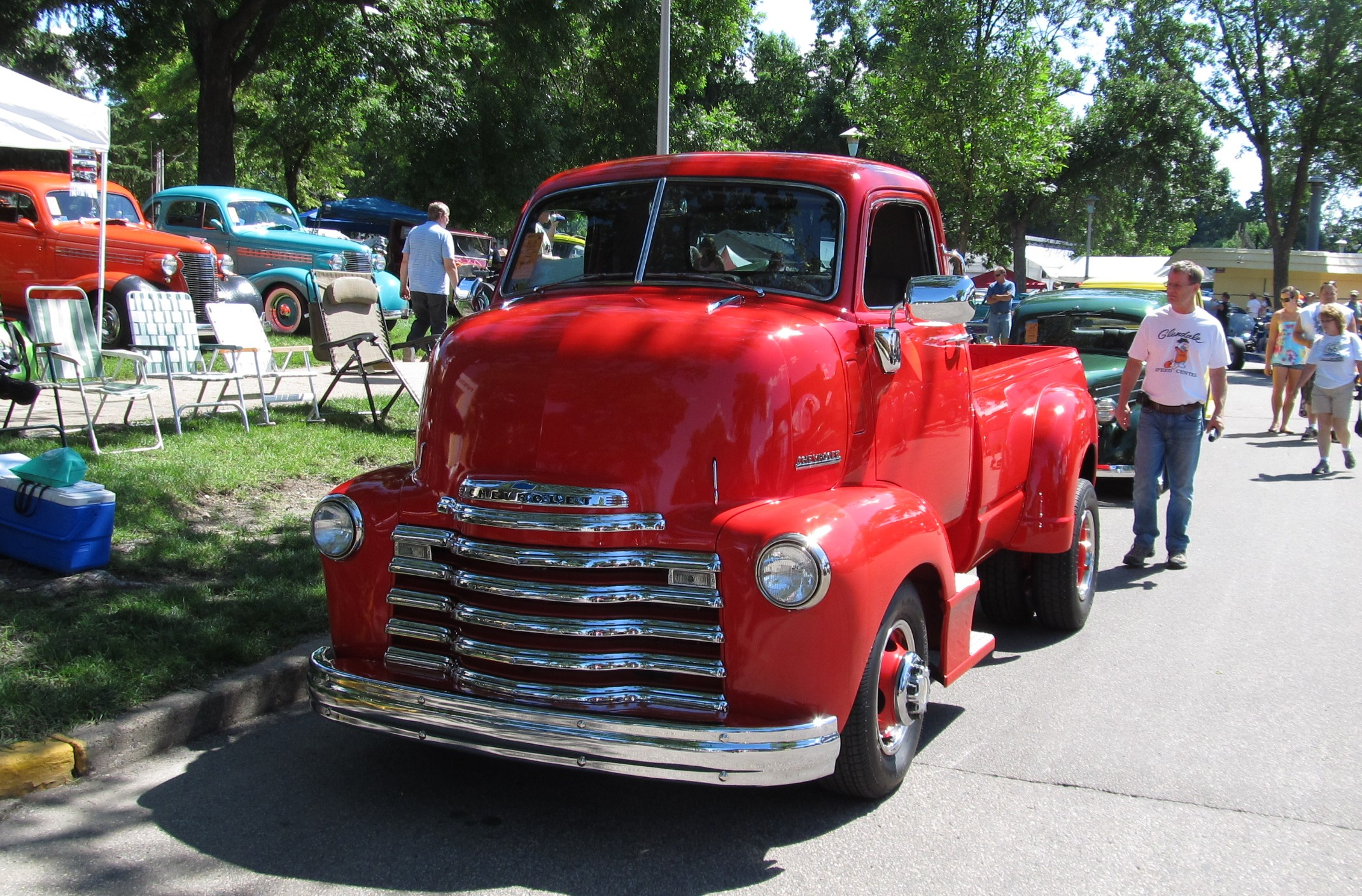 Chevy 5700 Truck | Autos Post