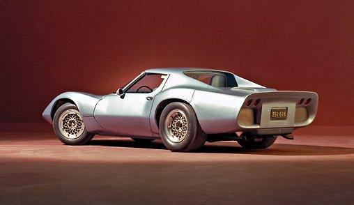 1964 XP-819 Corvette. Credit: G.M. Media Archive