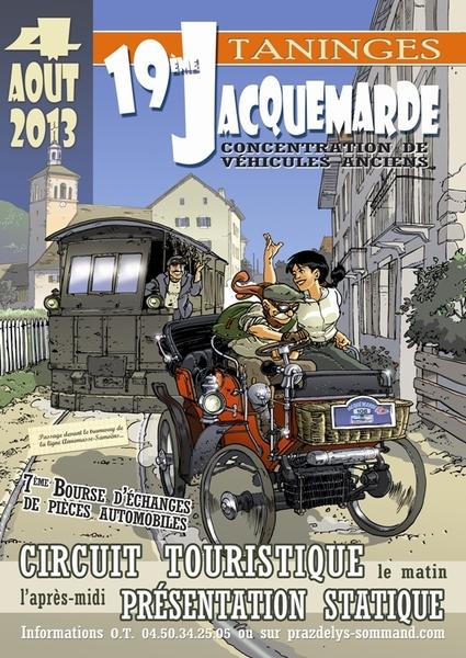 Jacquemarde 2013 Taninges Praz de Lys