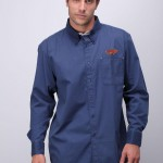 chemise brandy Pen Duick PK605 with Fiat