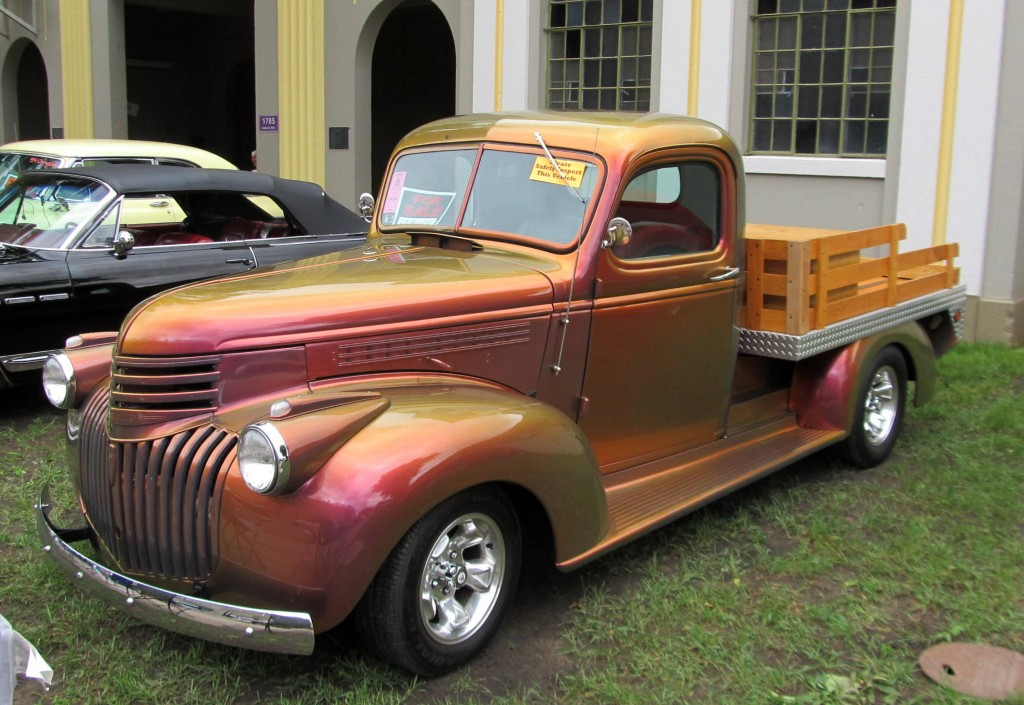 Chevrolet Pick Up 1941 front