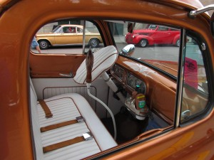 Chevrolet Pick Up 1941 inside