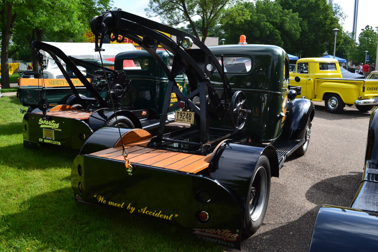 Chevrolet 1940 Tow Truck Speed Boutique