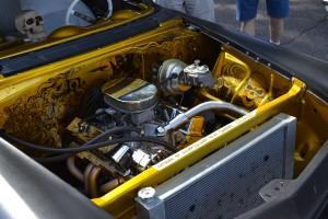Chevy 56- hood2